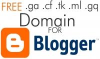 ربط مدونتك في بلوجر بدومين مجاني مميز بـ5$ فقط