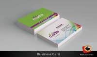 تصميم بطاقة أعمال احترافية الخاصة بك أو بمؤسستك Business Card بجودة عالية وقابلة للطباعة