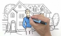 ساعلمك كيفية انشاء و تصميم فيديو احترافي بتقنية الوايت بورد