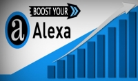 تخفيض ترتيب موقعك في اليكسا Alexa
