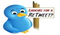 100 ريتويت في أسبوع لكل تغريداتك