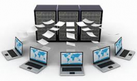 ارشفة المستندات و الصور و عمل برنامج للصادر و الوارد