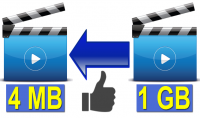 ساقوم بتصغير مساحة فيديوهاتك مع الحفاظ علي الجودة | باحتراف مقابل 10$