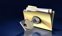 إنشاء ملف مع كلمة السر للحماية وإخفائه بدون أي برنامج