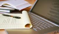 كتابة مقالات أو تحريرها وتدقيقها