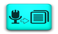 تفريغ الملفات الصوتية الى Word او PDF