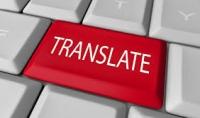 الترجمة من الانكليزية الى العربية