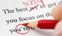 تدقيق لغوي و اعادة صياغة احترافية لجميع انواع النصوص و المقالات بلغات مختلفة