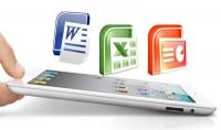 تحرير ملفات وورد وتنسيق ملفات اكسيل وعمل عروض تقديمية