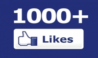 جلب 1000 لايك على صفحتك على الفيس بوك