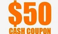 كوبون للإعلان على شبكة linkdin بقيمة 50 دولار