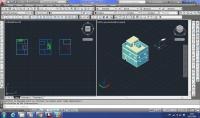 تصميم او تعديل مخططات المنزل بواسطة برنامج أوتوكاد
