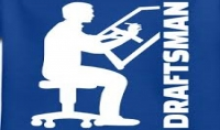 mechanical draftsman رسام هندسي