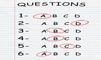 إنشاء اختبار إلكتروني وتصحيحه مباشرة وتزويدك بالنتائج