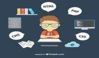 انشاء موقع الكتروني بستخدام لغة php