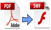 تحويل ملفات pdf لكتاب بصيغة swf