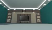 تصميم و تنفيذ ديكورات شقق فيلل مطاعم كفايهات و صيدليات