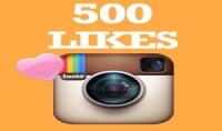 جلب 500 اعجاب لصورتك على انستجرام
