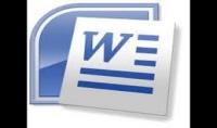 كتابة سريعة واحترافية على برنامج WOrd باللغات: العربية والانجليزية.