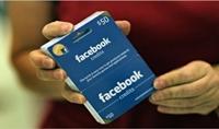 اعطائك كارت بقيمة 50$ لنقاط العاب الفيسبوك مقابل 40$ فقط