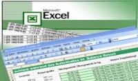 تصميم اى قاعده بيانات على الاكسيل بالدالات والمعادلات وطباع تقارير