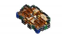 تصميم و تحويل اى بلان معمارى من 2D الى 3D