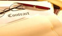 صياغة عقود اتفاق و عقود توريد و فواتير للعملاء