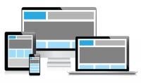 انجاز موقع واب responsive يتكون من 5 صفحات في يومين فقط