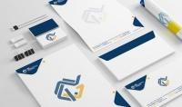 تصميم هوية الشركات شعار هدية لاول مشتري