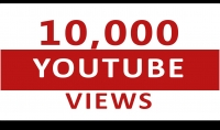 اضافة اكثر من 10.000 مشاهدة لاى فيديو على اليوتيوب