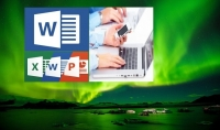 كتابة وتفريغ 4000 كلمة في برنامج Word أو Excel بجودةوتنسيق رائع