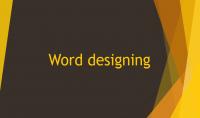 تنسيق ملف Word وورد