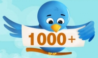 اضيف لك1000 متابع حقيقي امريكي لحسابك بالتويتر