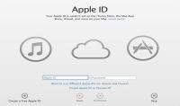 فتح حساب ابل اي دي apple ID