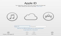 فتح حساب ابل اي دي apple ID