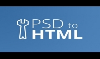 سأقوم بتحويل أي ملف PSD الي HTML