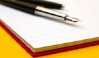 كتابة مقالة لك باحدى اللغتين العربية والانكليزية