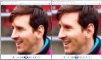 تعديل الصور ضعيفة الجودة الى صور ذات جودة عاليه .