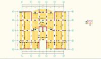 رسم مخططات معمارية وانشائية على الأوتوكاد