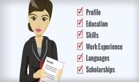 كتابة سيرة ذاتية بشكل احترافي وبالشكل المطلوب من قبل الشركات