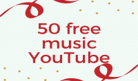 50 موسيقي مجانية لإستعمالها في YouTube