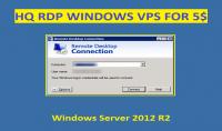 حجز سيرفر ويندوز VPS_RDP بمواصفات و سرعة نت عالية