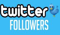 إضافة 3000 متابع أو 2000 رتويت مفضلة أو 1000لايك حقيقية