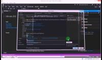 برمجة برنامج بيسط  C .NET