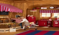 أفكار لصنع ركن رائع في البيت يلعب فيه أطفالك