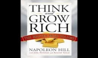نسخة من الكتاب الرائع فكر تصبح غنيا