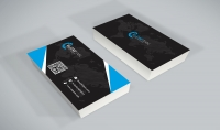تصميم بطاقة عمل Business Card جميله و احترافيه