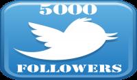 اضافة  5000 متابع   فلورز   لاى حساب فى تويتر