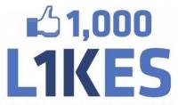 سأصيف لك 1000 معجب فيس بوك على صفحتك ب5دولار