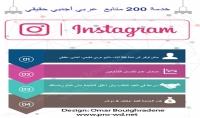 200 متابع عربي خليجي أجنبي حقيقي و نشيط